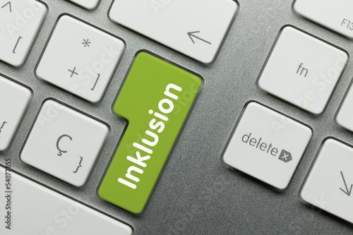 Inklusion tastatur - 54077655