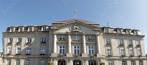 city hall of Gueret