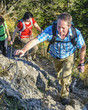 Bergtour zu dritt