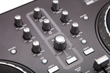dj mixer isolated