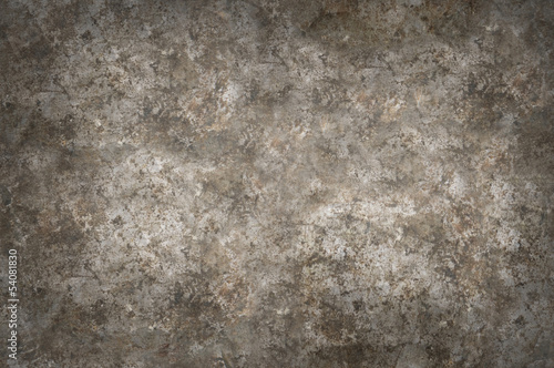 Foto op Canvas Metal Distressed metal surface texture