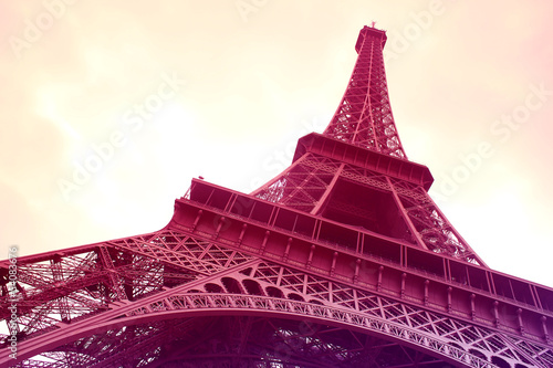 Eiffel Tower, Paris, - 54083676