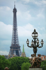 Eiffel Tower, Paris,