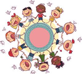 Kids circle