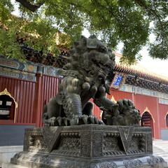 Beijing, Lama Temple - Yonghe Gong Dajie