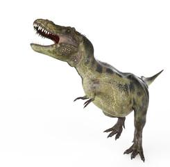 green t rex calling