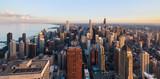 Fototapety Chicago skyline