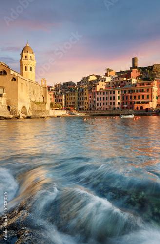Vernazza, Cinque Terre, Italie