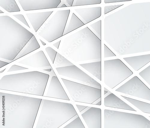 Plakat Papier graficzne streszczenie Futurystyczny Backround