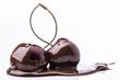 cioccolato fuso con ciliege