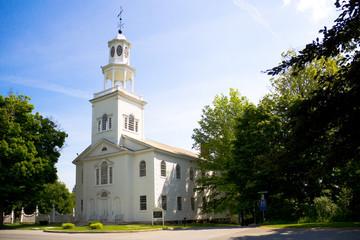 Historic Vermont Church