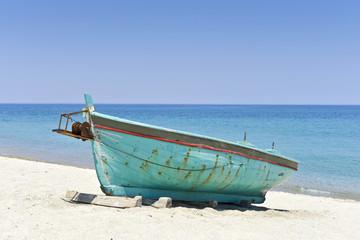il mare e la barca