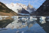 Cerro Torre mountain. Los Glaciares National park.