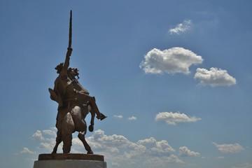 Estatua en Versalles