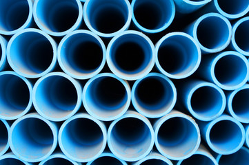 pattern of PVC pipes