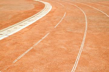 Runing lane