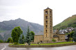 Romanesque church of Sant Climent de Taull in Vall de Boi, Spain