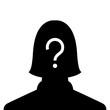 anonymous female profile picture