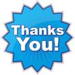 THANKS YOU! ICON