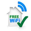 wifi, haus, home, smarthome,
