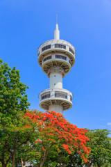 watch tower in thailand