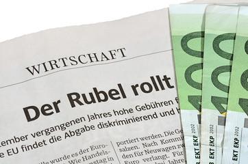 der Rubel rollt - Wirtschaftsaufschwung