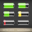 Battery Icons - 54116416