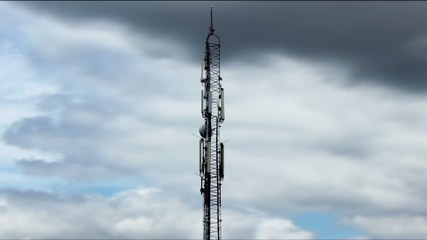 cloudscape media antenna timelapse