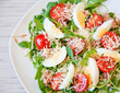 Salad With Tuna And Eggs