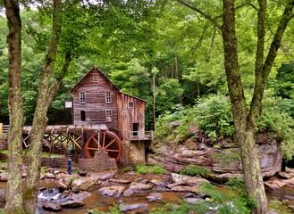 Glade Creek Grist Mill