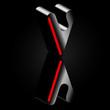Logo V rot