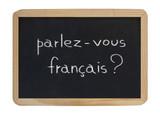 Fototapety parlez vous francais ?