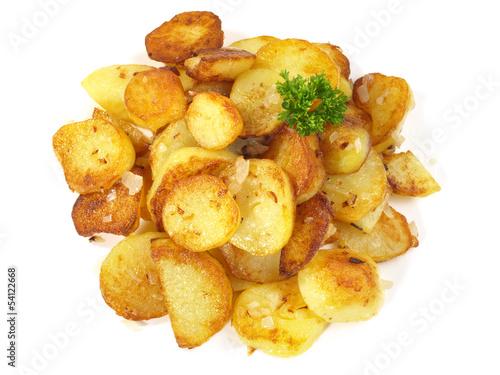 Bratkartoffeln - 54122668