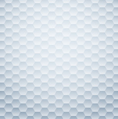 Textured honeycomb background.