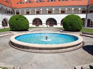Castle Topolcianky, Slovakia
