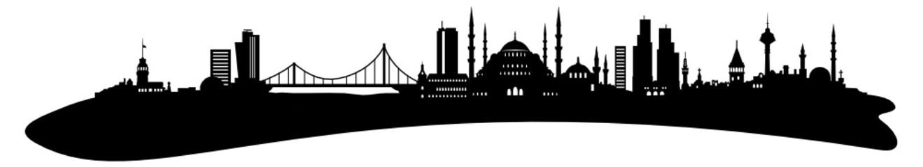 Skyline Istanbul