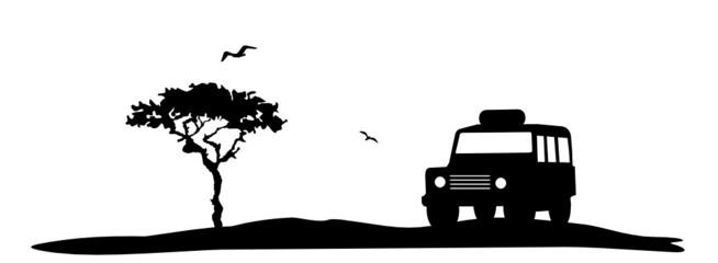 Wüste Safari Jeep