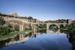 Ville de Tolède Espagne
