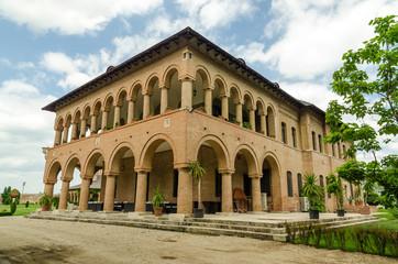 Mogosoaia Palace In Romania