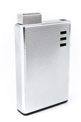 Luxury silver lighter