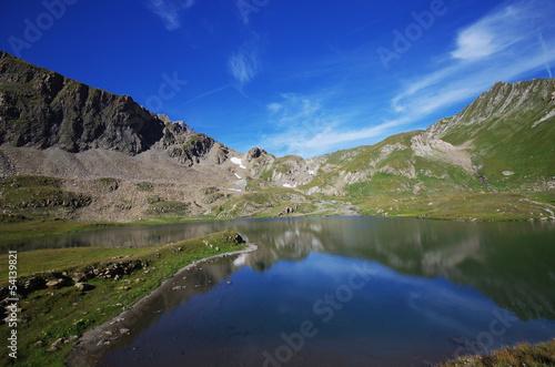 randonnée des cinq lacs de la forclaz - haute tarentaise