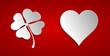 Herz und Kleeblatt