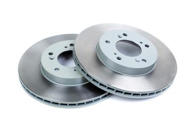Two new brake discs