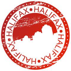 Stamp - Halifax, Canada