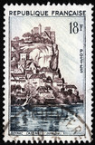 Beynac Castle Stamp