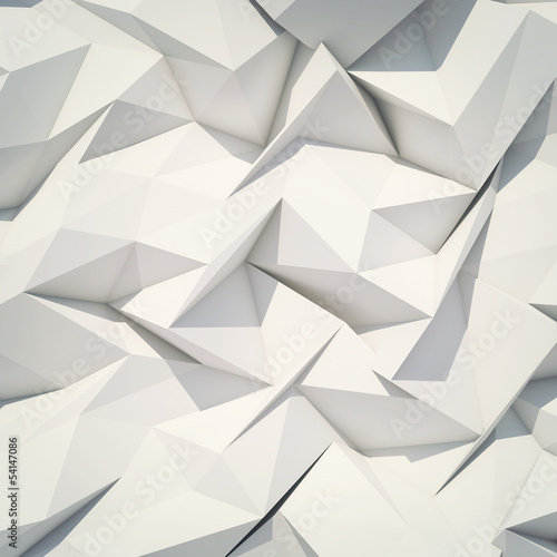 Poster Abstract geometric background