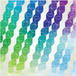 Abstracr vector geometric background