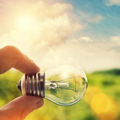 sunshine light bulb