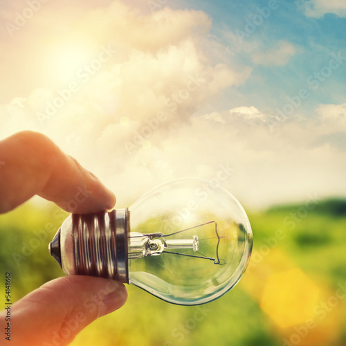 sunshine light bulb