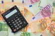 Geldmenge berechnen